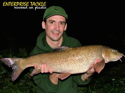 alan stagg nov barbel