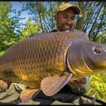 Ed-Skillz-common on popup corn in shallow water