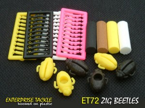 ET72 Zig Beetles - what's included in the pack