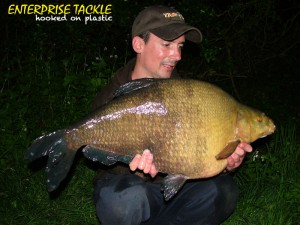 Staggy's 17lb 3oz PB