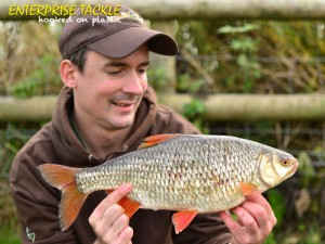 Alan Stagg 3lb 3oz 8dr Roach