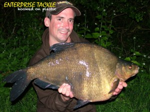 16lb 12oz bream.