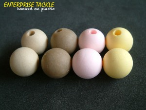 Washed out range of 15mm Boilies