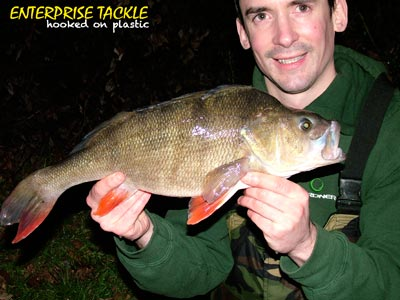 alan stagg january perch