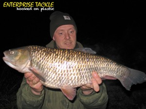 7lb 2oz ouse chub for Stewart