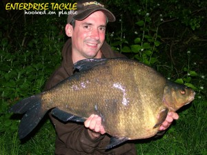 Staggy's 16lb 12oz Bream