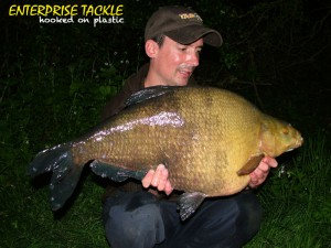Alan Stagg 17lb 3 oz Bream