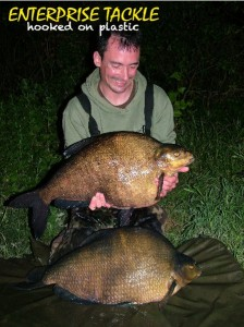 Alan Stagg  Bream brace 17lb 5oz and 17lb 6oz